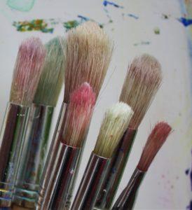 Ausdrucksmalen freies Malen